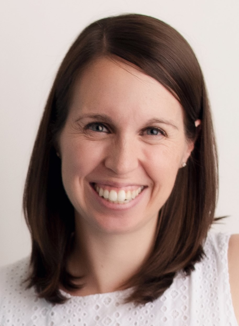 Headshot of blog author